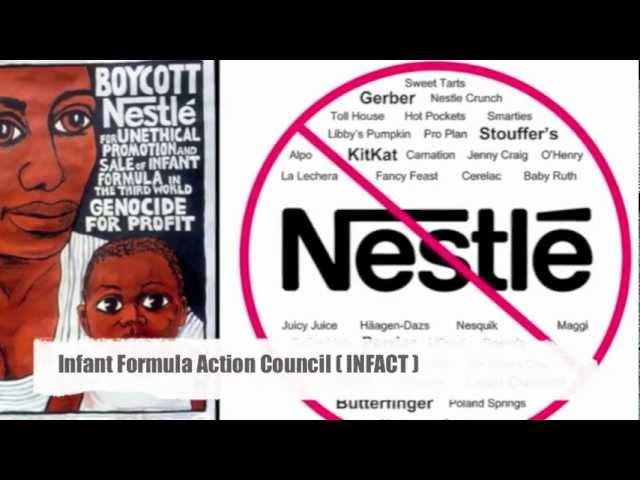 Mortes Infantis e a Nestlé [Documentário]