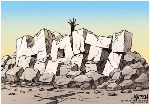 Celebridades Apelam à Solidariedade para com o Haiti