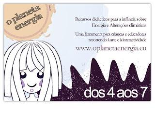 "Projecto ""O Planeta Energia"""