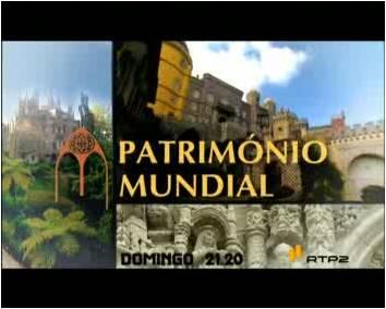 Património Mundial, RTP2