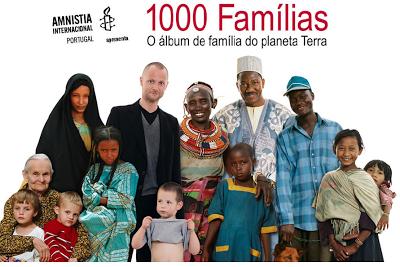 1000 Famílias – O Álbum de Família do Planeta Terra