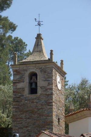 A Torre da Paz de Benfeita