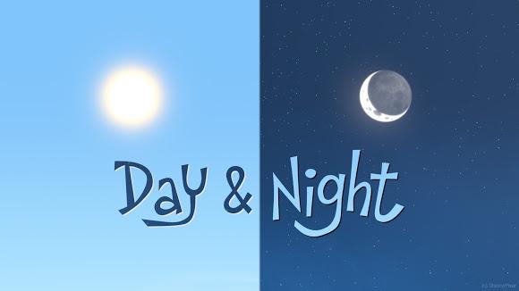 Dia e Noite – Curta-Metragem da Pixar