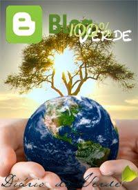 Selo Blog 100% Verde