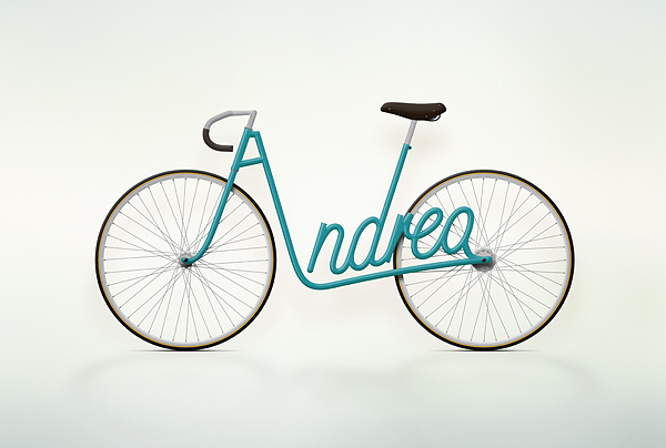 A Bicicleta que Tem o Seu Nome!