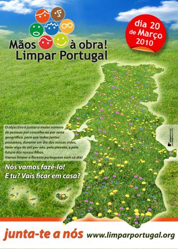 O regresso do Limpar Portugal – 19 e 20 de Março
