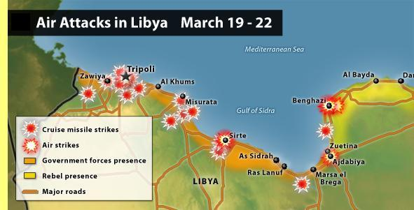 "A ONU e a Guera ""Humanitária"" na Líbia"