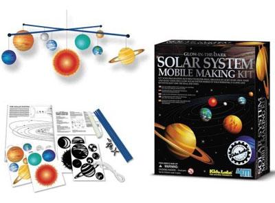Ganha um Kit para Criares o Teu Próprio Sistema Solar