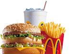 Os Verdadeiros Hambúrgueres dos Anúncios do McDonalds