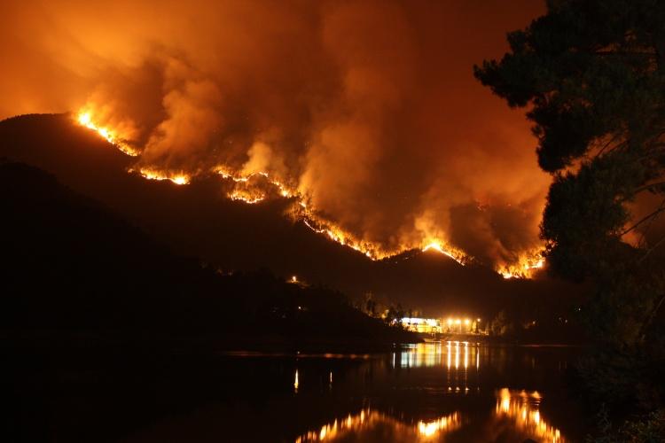 Na última década arderam 40 mil ha de áreas protegidas em Portugal