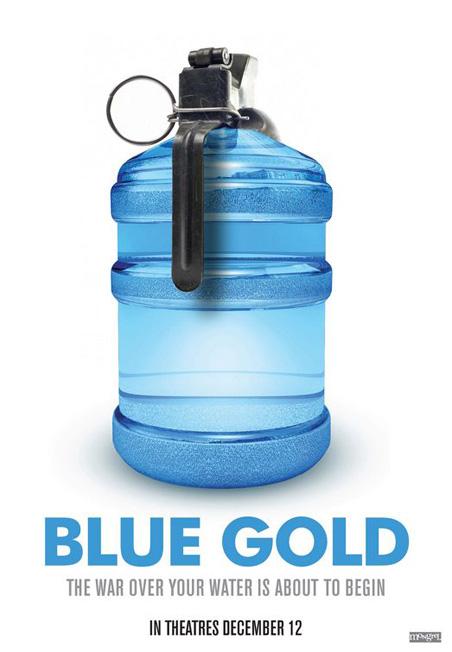 Ouro Azul: A Guerra Mundial pela Água – Documentário