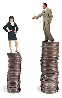 As Mulheres Portuguesas Recebem Menos 18% do que os Homens