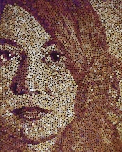 Grace, um Rosto de Cortiça