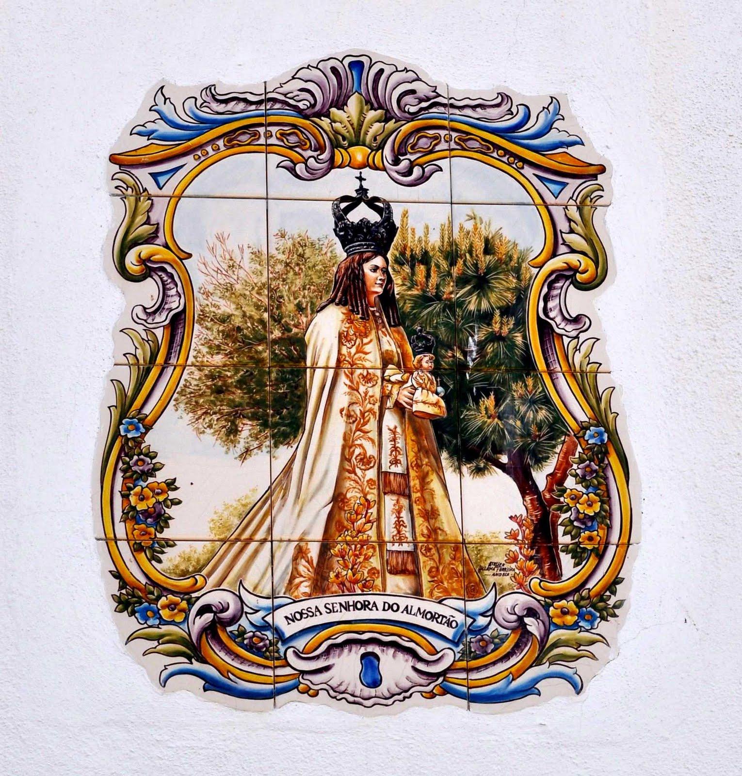 Senhora do Almortão – Lenda e Música