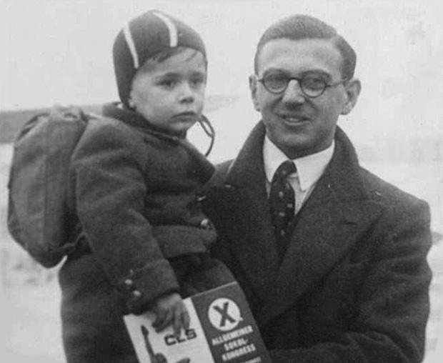 A História Inspiradora de Nicholas Winton  O Herói que Salvou 669 Crianças