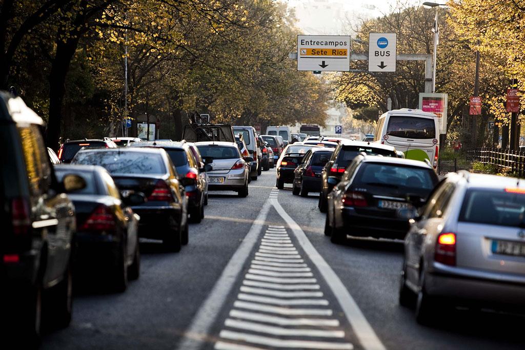 Lisboa é uma Cidade Construída para Carros e não para Pessoas