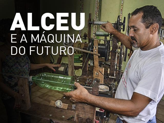 Brasileiro Cria Máquina que Transforma Garrafas PET em Utensílios Domésticos