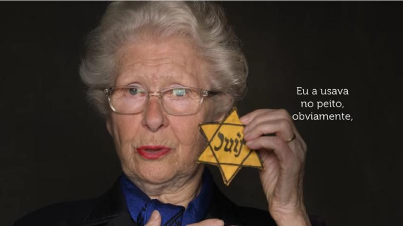 História de Sobrevivente do Holocausto com um Fim Surpreendente e Tocante
