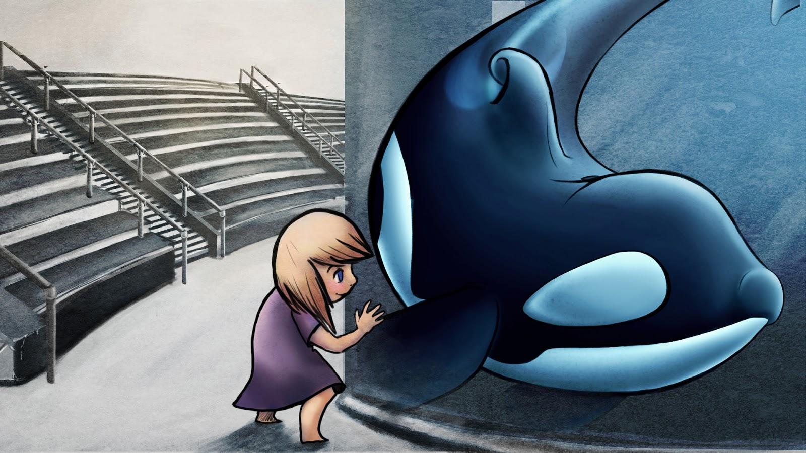 The Orca Awareness Project – Porque Nenhum Animal Merece Estar em Cativeiro [Vídeo de Animação]