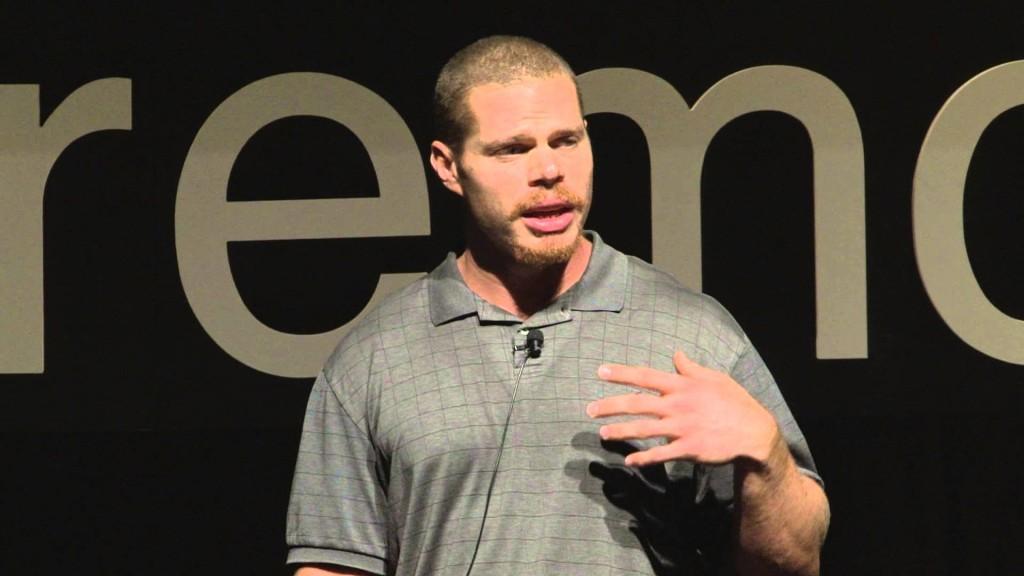 Joshua Knox, um Bodybuilder Vegan  [TEDx]