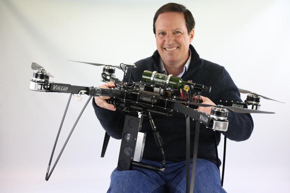 Start-up quer plantar 1000 milhões de árvores por ano com drones