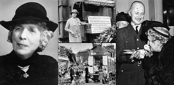 Maria Dickin, a mulher que salvou 250 mil animais na II Guerra Mundial
