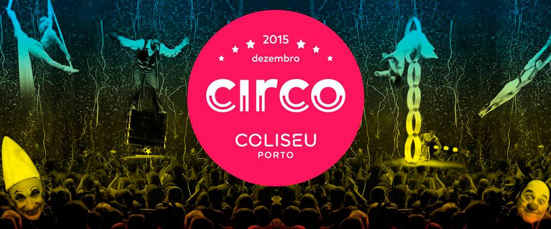 O Circo Coliseu do Porto sem Animais a partir Deste Ano