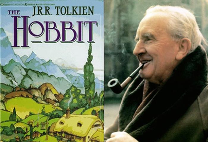 """Tolkien lê do livro """"O Hobbit"""" numa gravação de audio rara"""