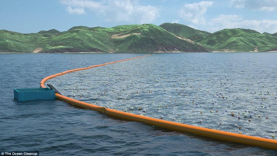 Boyan Slat, o Jovem que Vai Limpar o Plástico dos Oceanos em 2016