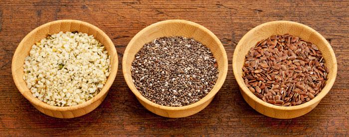17 Fontes Vegetais de Ómega-3 (Vegetarianas e Vegans)