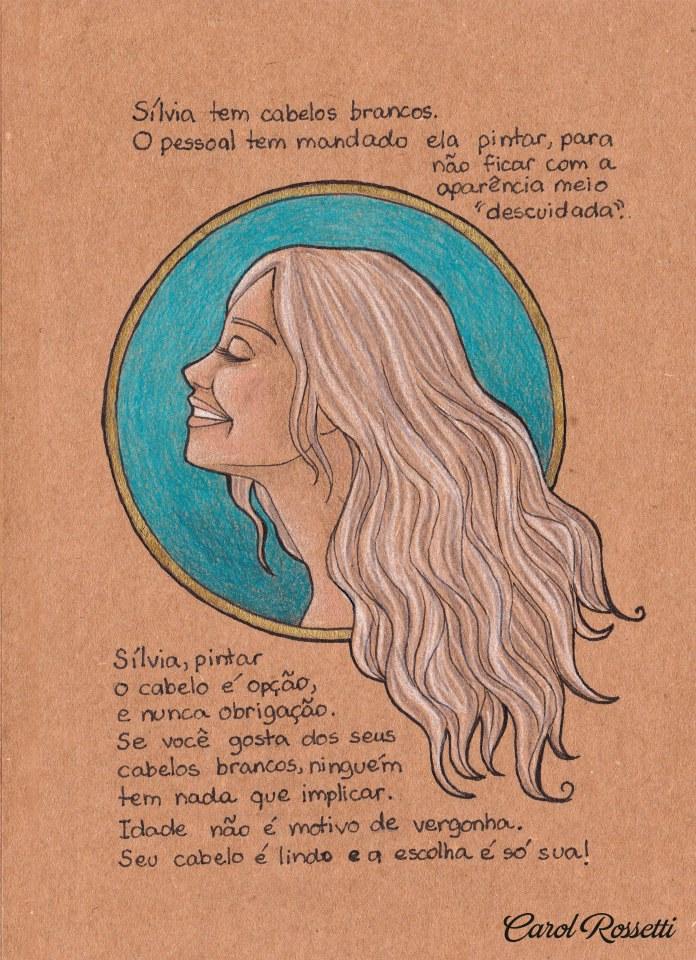 Ilustração de Carol Rossetti