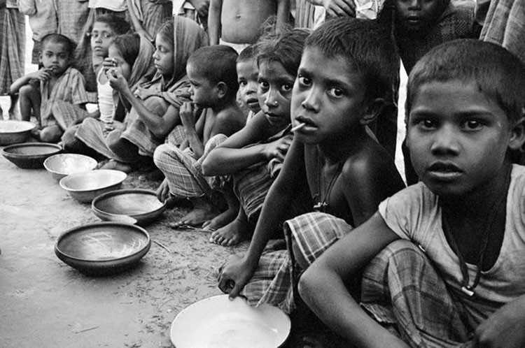 10% da Despesa Militar Mundial Chegava para Acabar com a Fome e a Pobreza