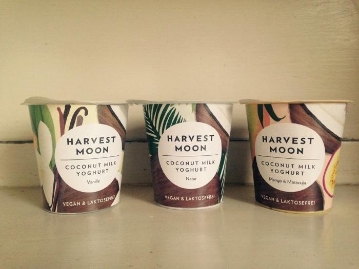 Produtos Experimentados: Iogurte Vegetal de Coco com Baunilha – Harvest Moon