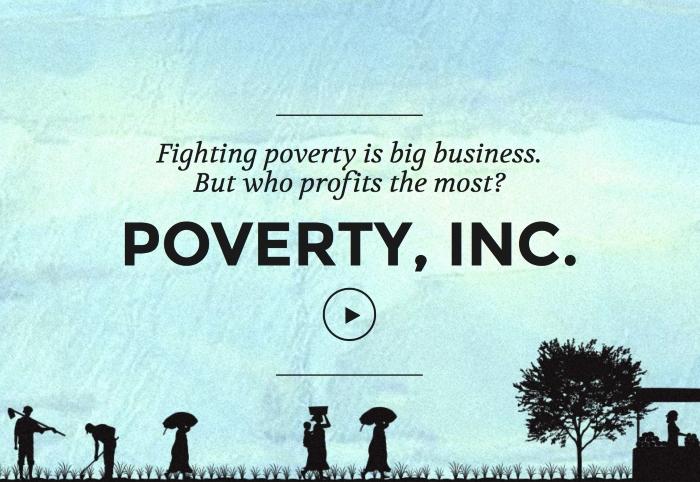 Pobreza Inc. – Repensar a Ajuda Humanitária [Documentário]