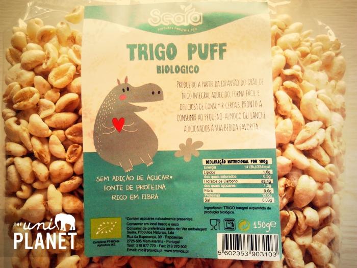 Produtos Experimentados: Trigo Puff Biológico – Seara