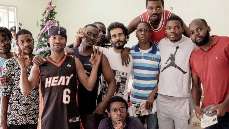 Ativistas Angolanos Foram Libertados