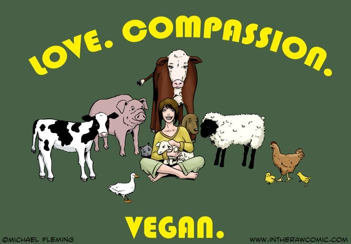 Número de Vegans Aumentou 350% na Grã-Bretanha