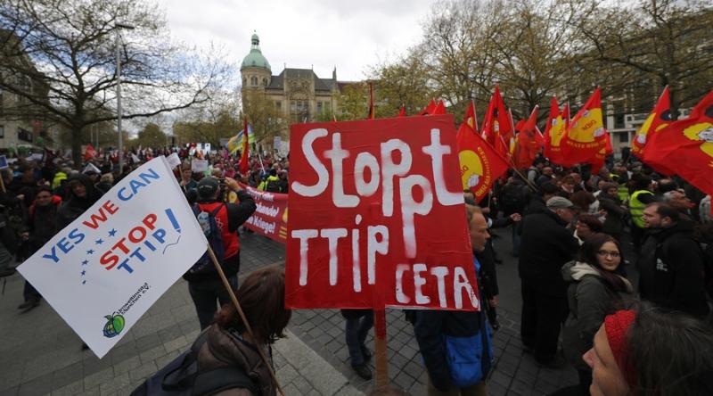 França Anuncia que TTIP não Deverá Ocorrer