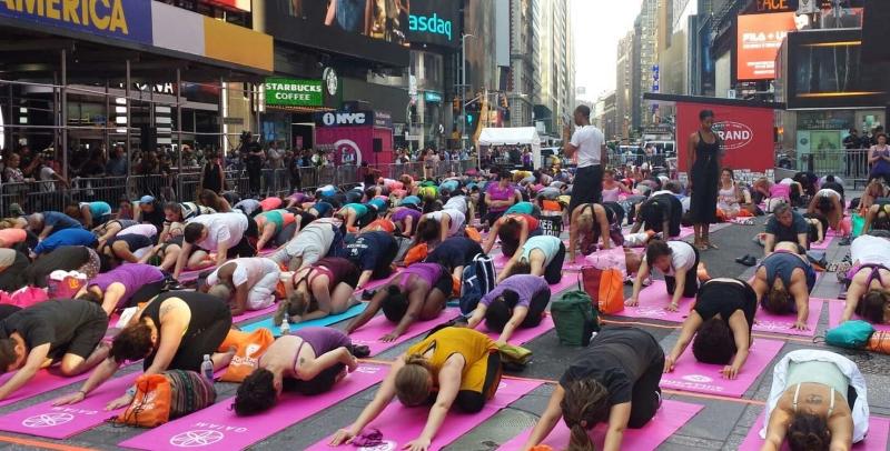 Dia 21 de Junho é Dia do Yoga