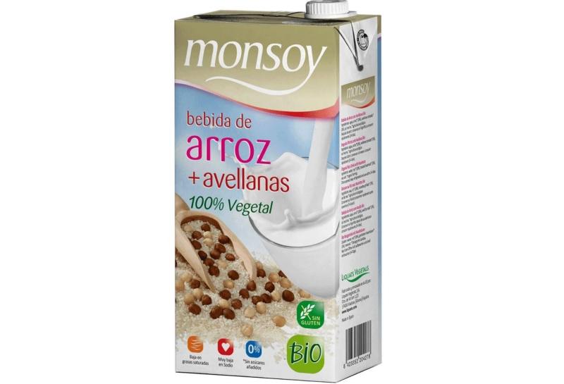 Produtos Experimentados: Bebida de Arroz e Avelã – Monsoy