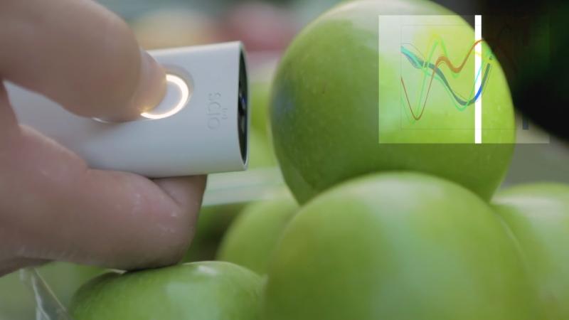 Estudante cria detetor de pesticidas portátil – Scan Eat
