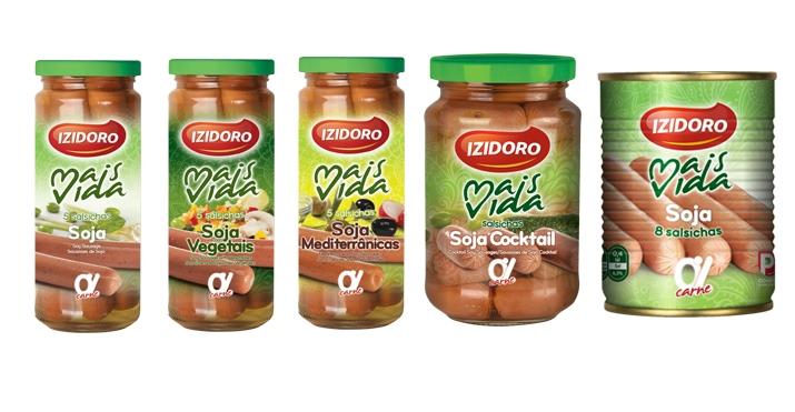 Review: Salsichas de Soja + Vida da Izidoro (que não são vegetarianas)