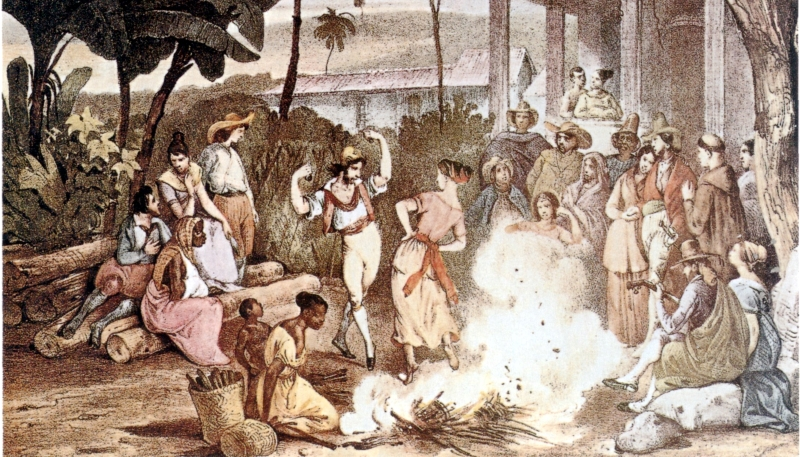 A música brasileira recolhida pelos naturalistas Martius e Spix no séc. XIX