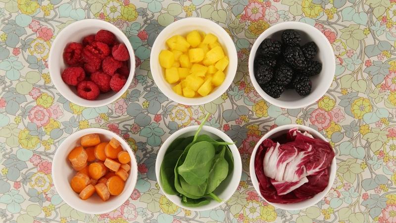 Aprenda a Fazer 6 Corantes Comestíveis Naturais [Vídeo]