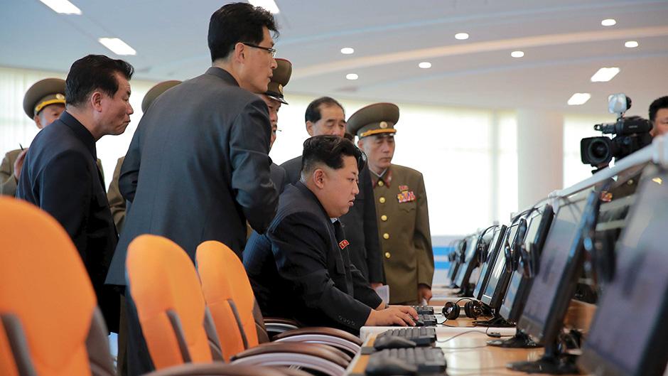 O mundo acedeu acidentalmente à internet da Coreia do Norte