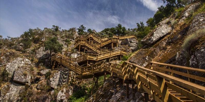 Passadiços do Paiva ganham Óscar do Turismo como projeto mais inovador da Europa