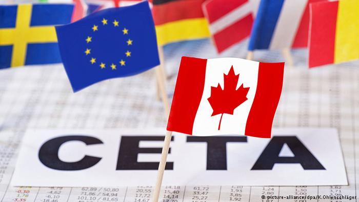A Valónia e o Futuro do CETA