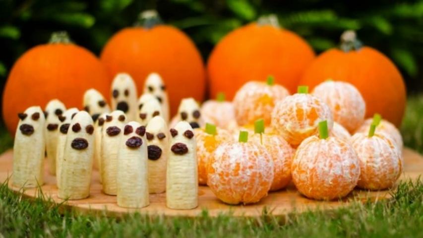 13 Receitas vegetarianas de Halloween [vídeos]