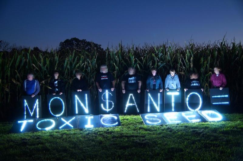 "Tribunal Monsanto vai ""julgar"" a empresa criadora do glifosato"