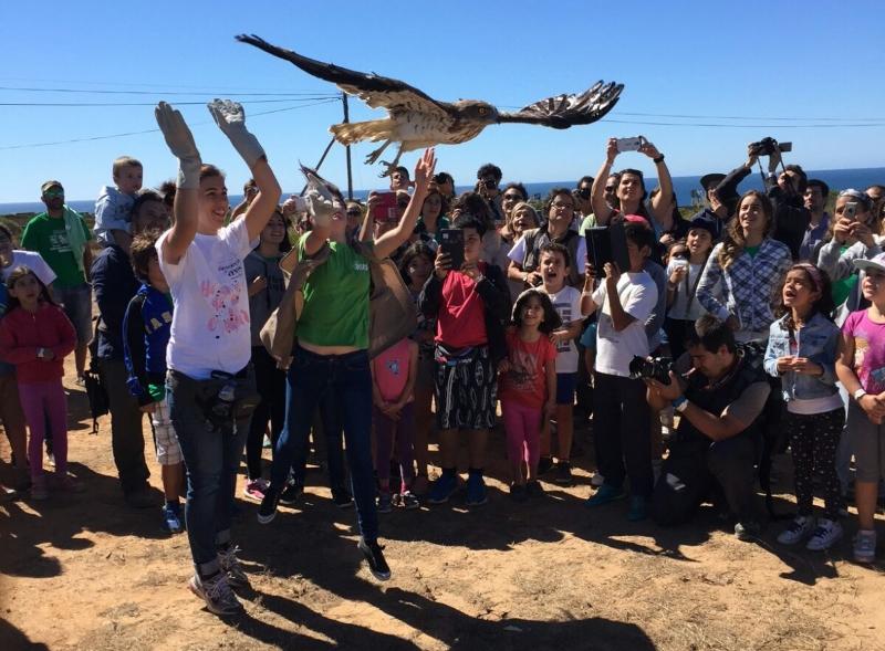 Mais de 1100 participantes dedicaram 6 dias à Natureza